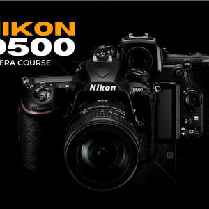 Nikon D500 camera course