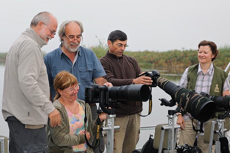 Lou Coetzer Nature Photography mentor