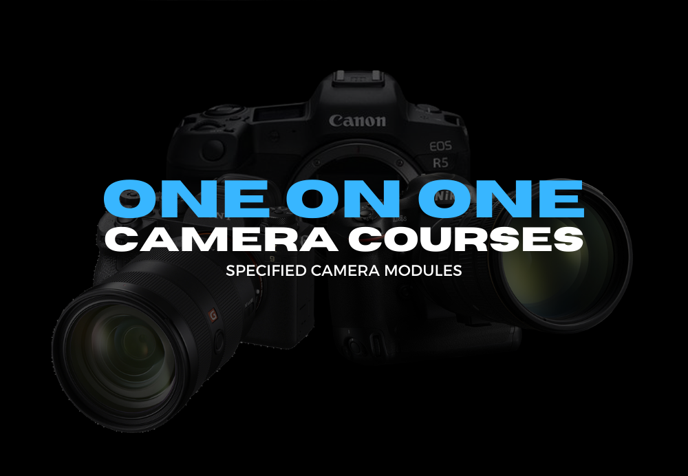 one on one camera specific training